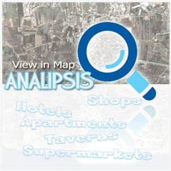 View the tourist Map  of Analipsi